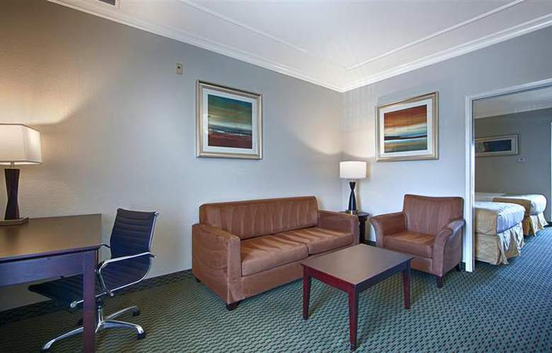 Best Western Plus Irvine Spectrum - Room - 21
