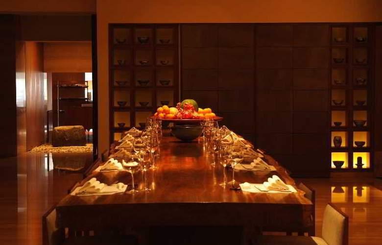 Les Suites Orient, Bund Shanghai - Restaurant - 14