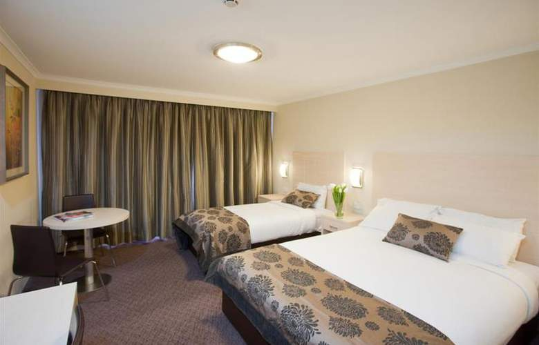 Best Western Garden City - Room - 6