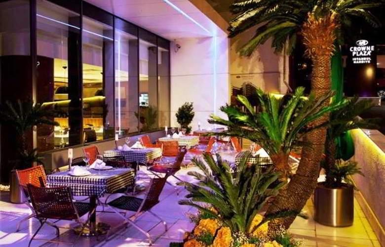 Crowne Plaza Istanbul - Harbiye - Restaurant - 8