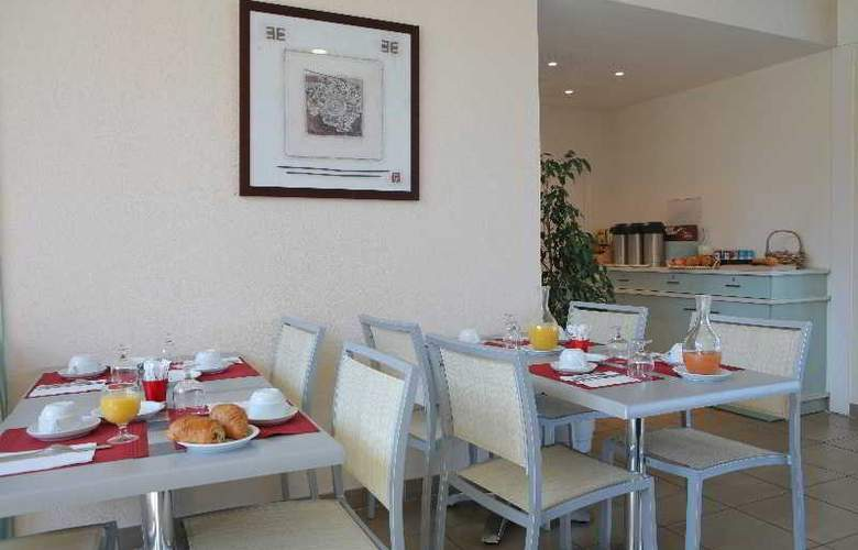Nemea Appart'Hotel Green Side - Restaurant - 6