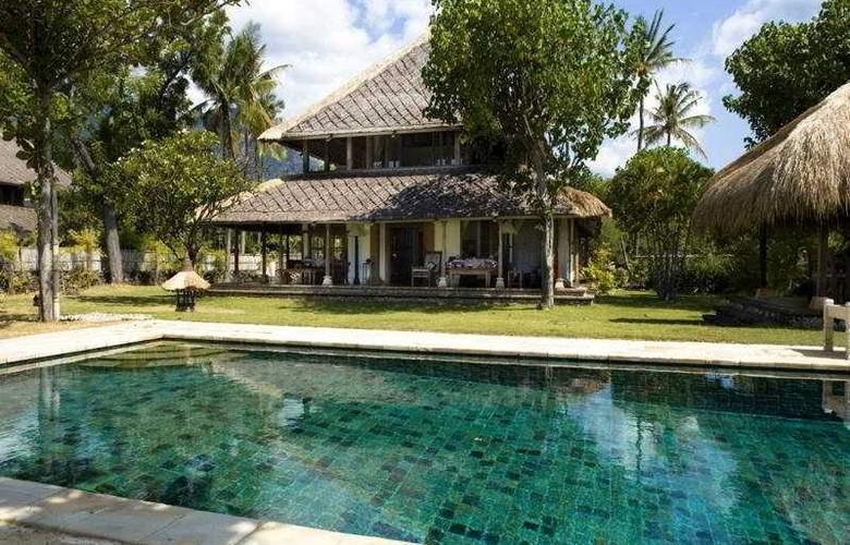Puri Ganesha Villas - Pool - 4