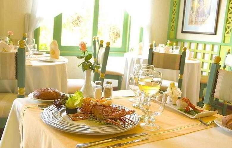 Club Val d Anfa - Restaurant - 10