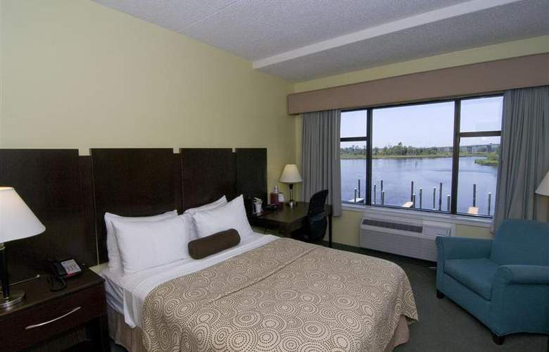 Best Western Plus Coastline Inn - Room - 35