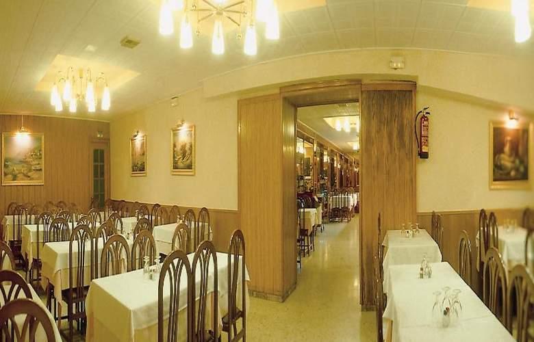 Continental Calella - Restaurant - 9