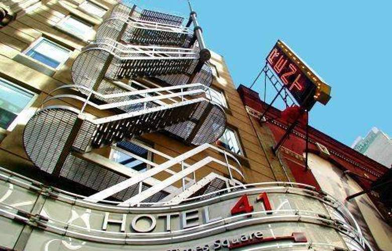 Hotel 41 at Times Square - Hotel - 0