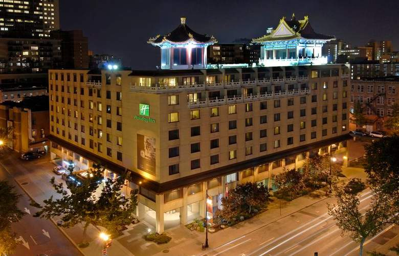 Holiday Inn Montreal Centreville Downtown - Hotel - 0