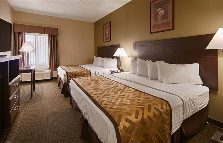 Best Western Indianapolis South - Room - 44