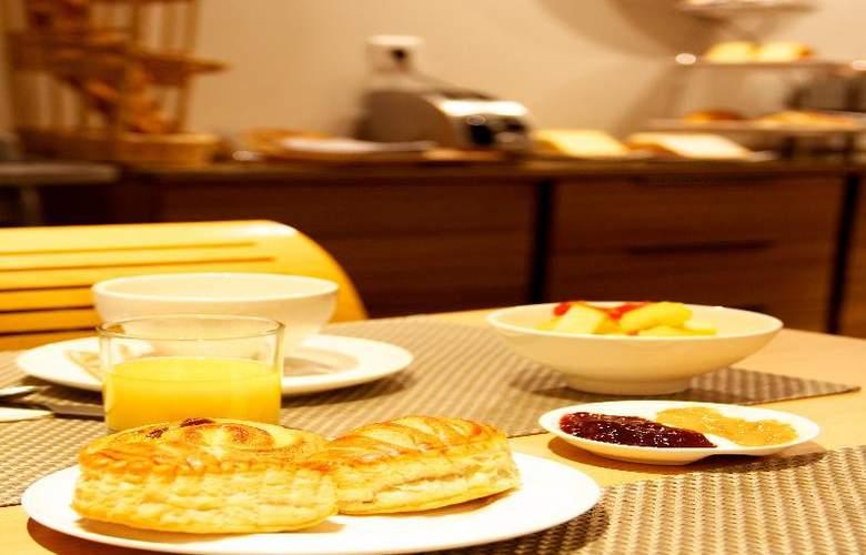 Residence Richemont - Restaurant - 19