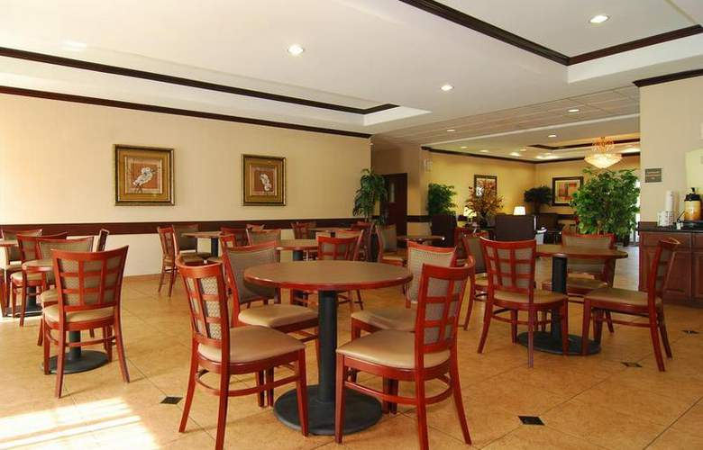 Best Western Plus Katy Inn & Suites - Restaurant - 68