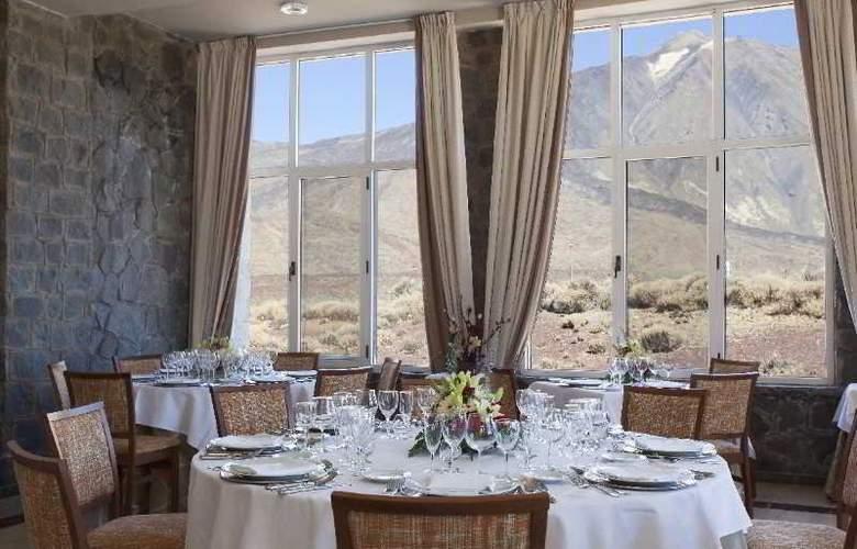 Parador de Cañadas del Teide - Restaurant - 12