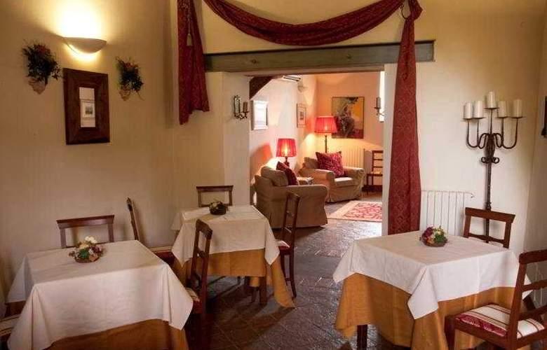 Relais Castelbigozzi - Restaurant - 6