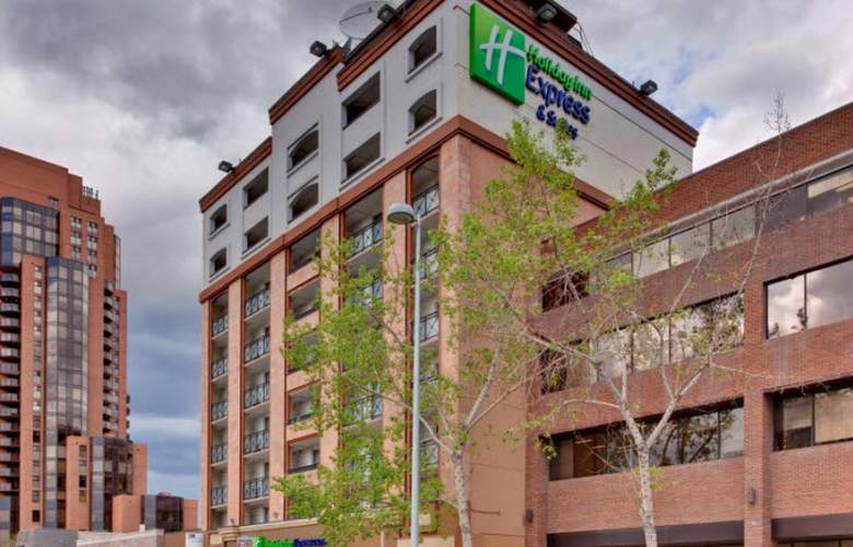 Holiday Inn Express Hotel & Suites Calgary - Hotel - 7