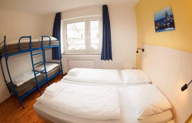 A&O Köln Neumarkt - Room - 21