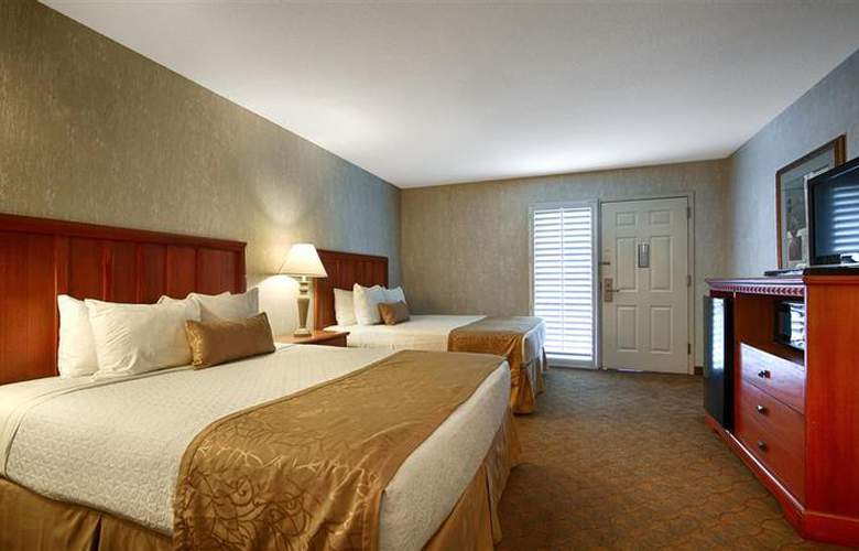 Best Western Plus Marble Falls Inn - Room - 27