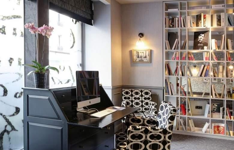 Best Western Hôtel Littéraire Premier Le Swann - General - 102