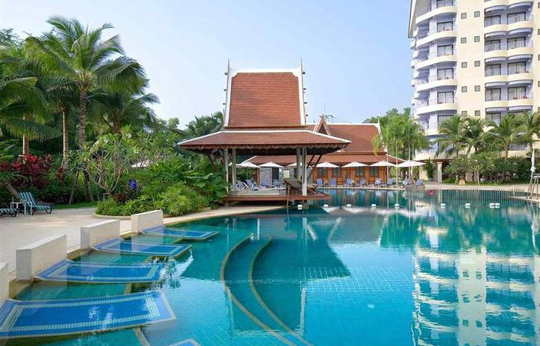 Mercure Pattaya - Hotel - 44