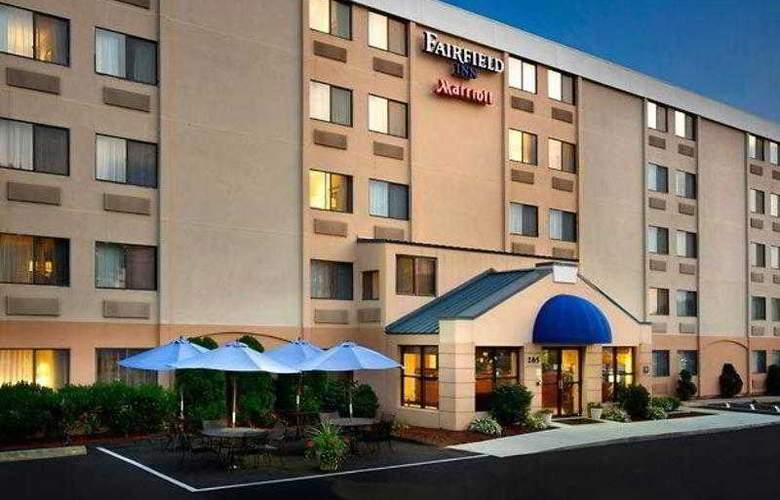 Fairfield Inn Boston Woburn/Burlington - Hotel - 0