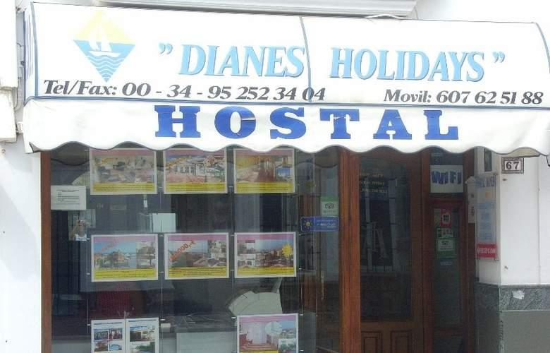 Dianes - Hotel - 0