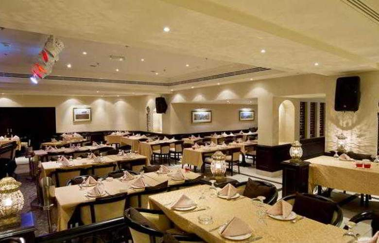 Carlton Tower - Restaurant - 15