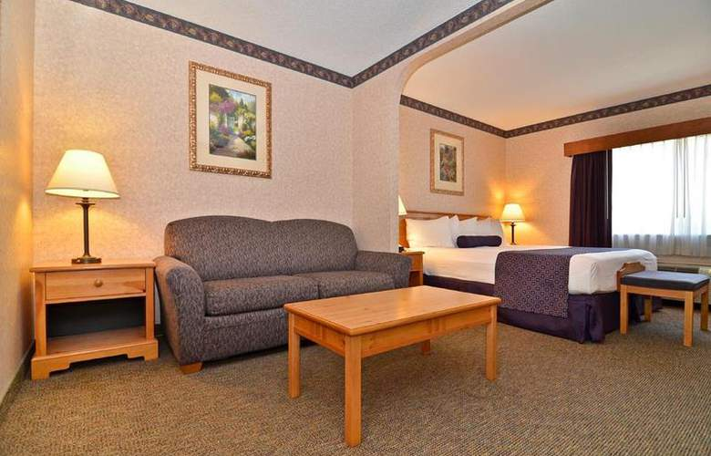 Best Western Plus Executive Court Inn - Room - 87