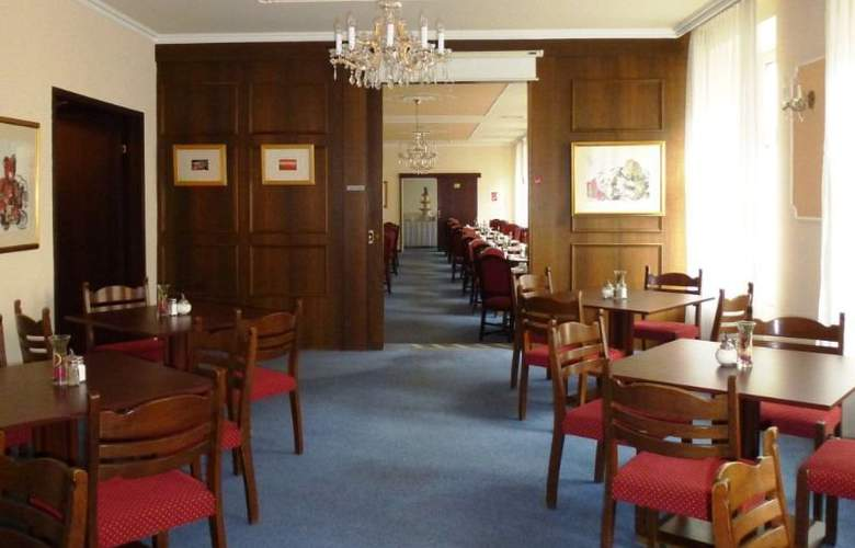 Tulip Inn Thueringer Hof Vienna - Restaurant - 5