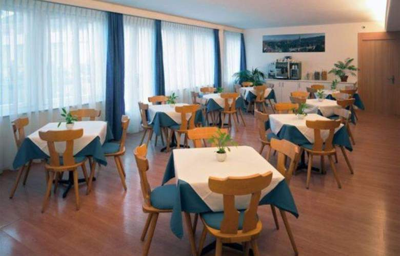 Continental Berne - Restaurant - 3