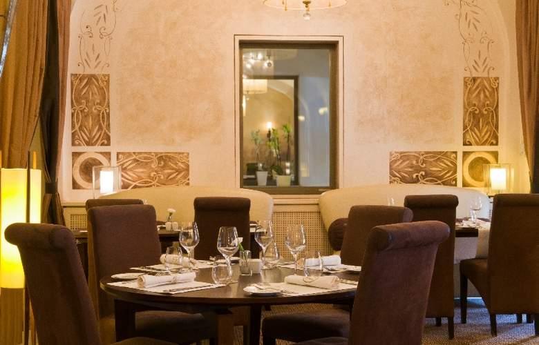 Mamaison Hotel Le Regina Warsaw - Restaurant - 8