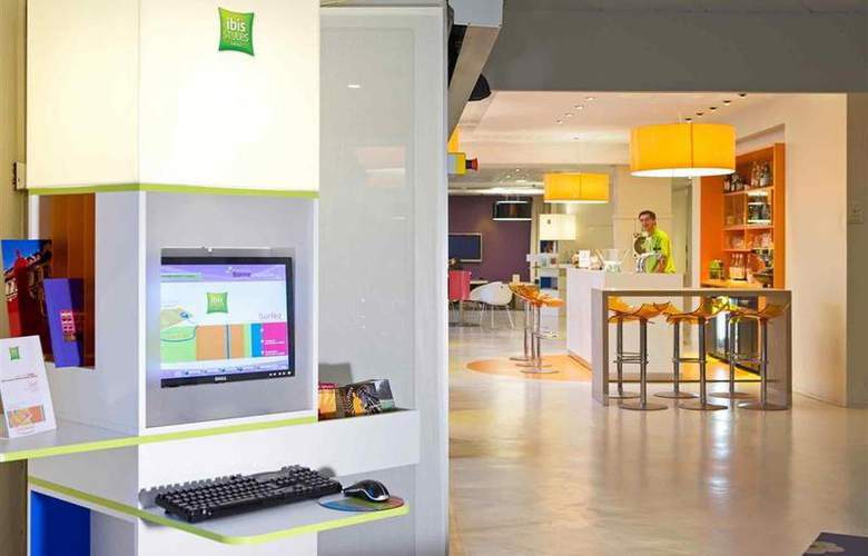 ibis Styles Lille Centre Gare Beffroi - General - 0