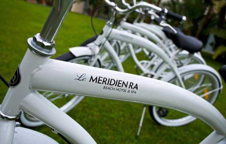 Le Meridien Ra Beach Hotel & Spa - Hotel - 24
