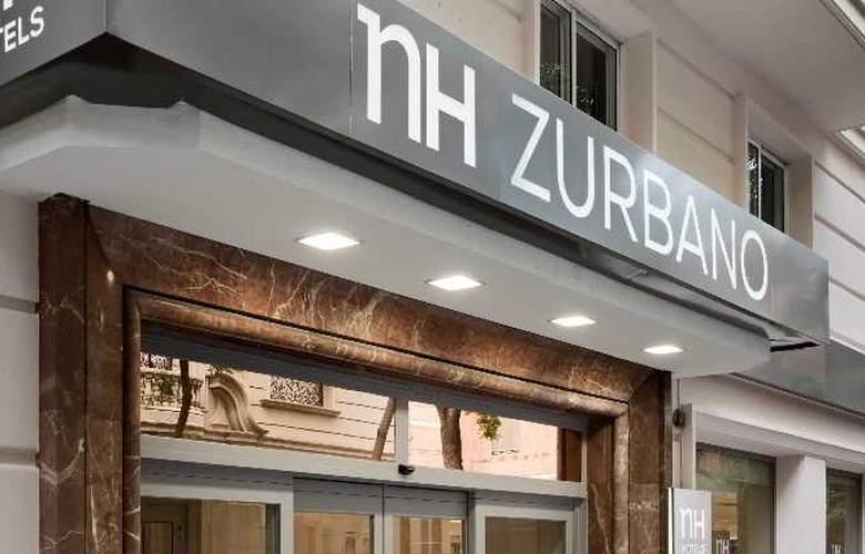 NH Madrid Zurbano - General - 12