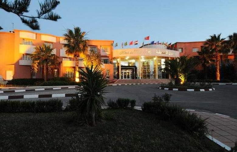 Hotel Du Parc - Hotel - 0
