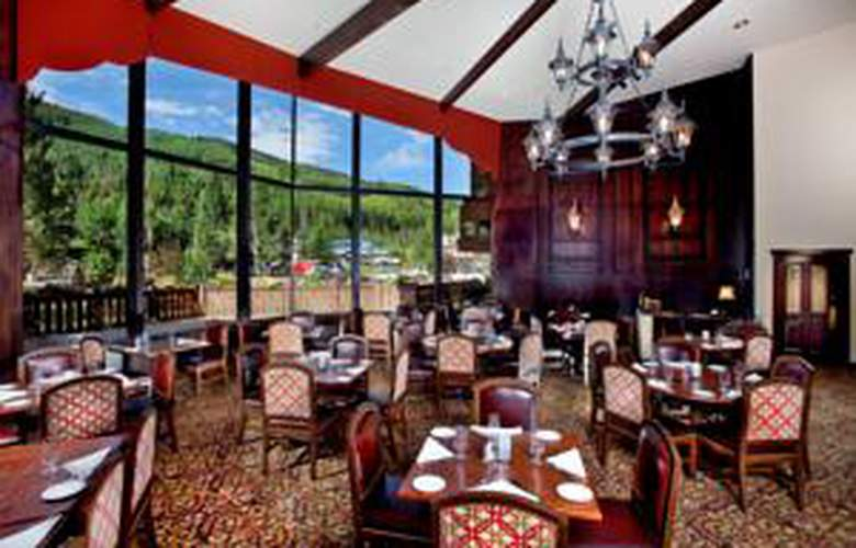 Manor Vail Lodge - Restaurant - 2