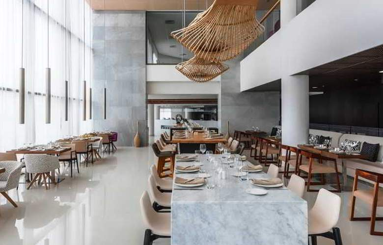 Hyatt Place Taghazout Bay - Restaurant - 15