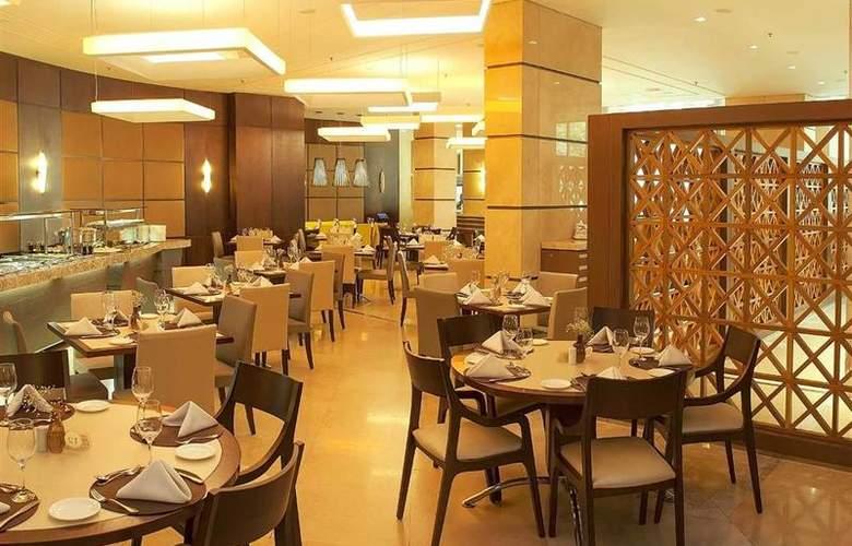 Mercure Apartments Belo Horizonte Lourdes - Restaurant - 58