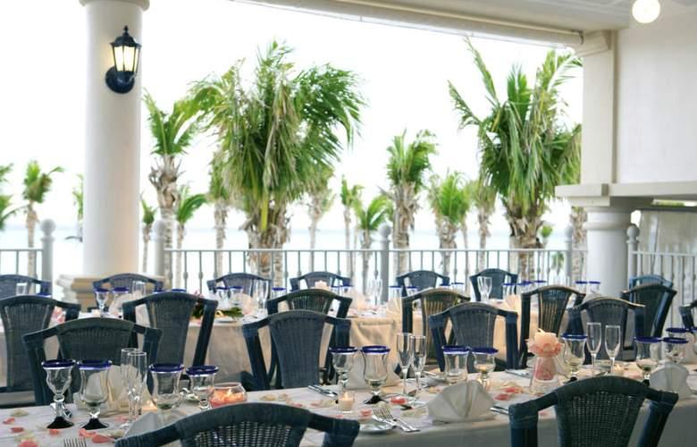 Riu Palace Riviera Maya - Restaurant - 5
