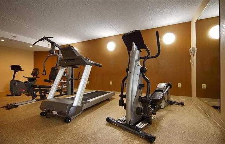 Best Western Cedar Bluff - Hotel - 43