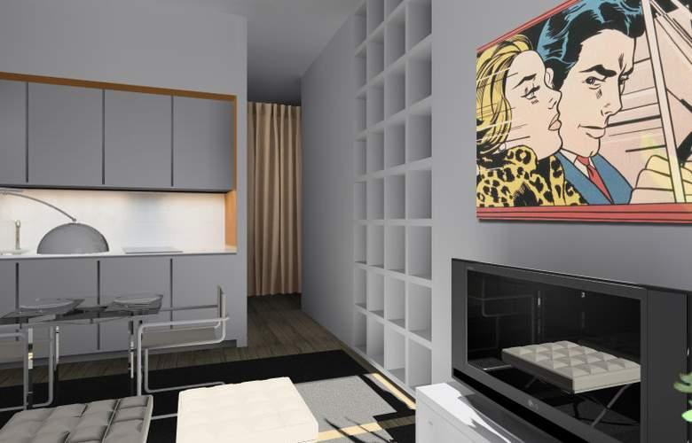 Hello Lisbon Santa Apolonia Apartments - Room - 8