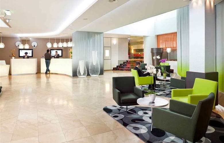 Novotel Geneve Centre - Hotel - 34