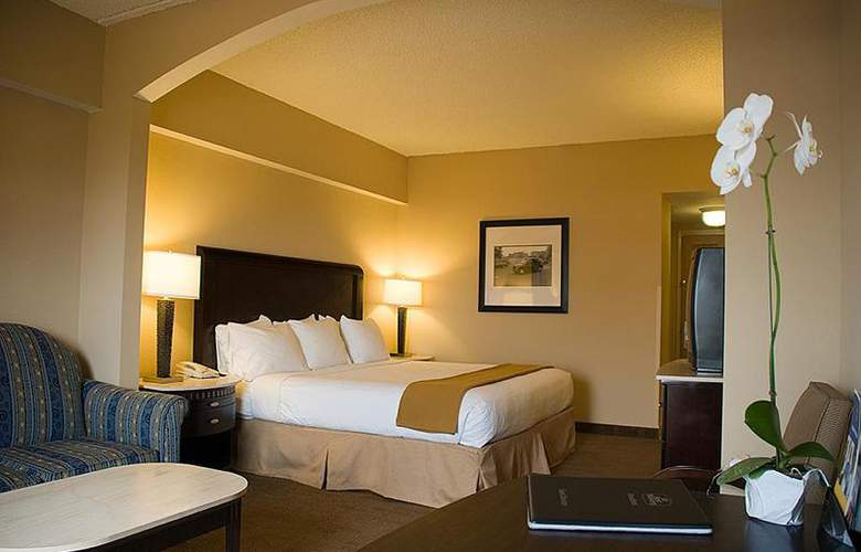 Best Western Oceanfront - Room - 61