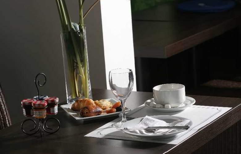 Kyriad Grenoble Centre - Restaurant - 13