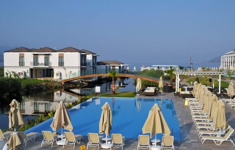 Jiva Beach Resort Fethiye - Pool - 15