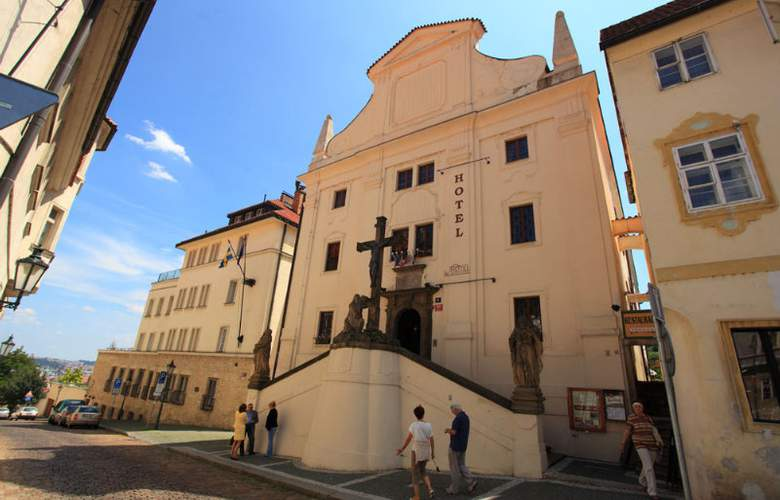 Questenberk Romantic Hotel Prague - Hotel - 0