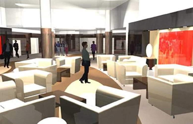 Swissotel Tallinn - Hotel - 9