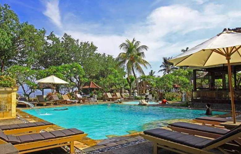 Bali Taman Beach Resort - Pool - 5