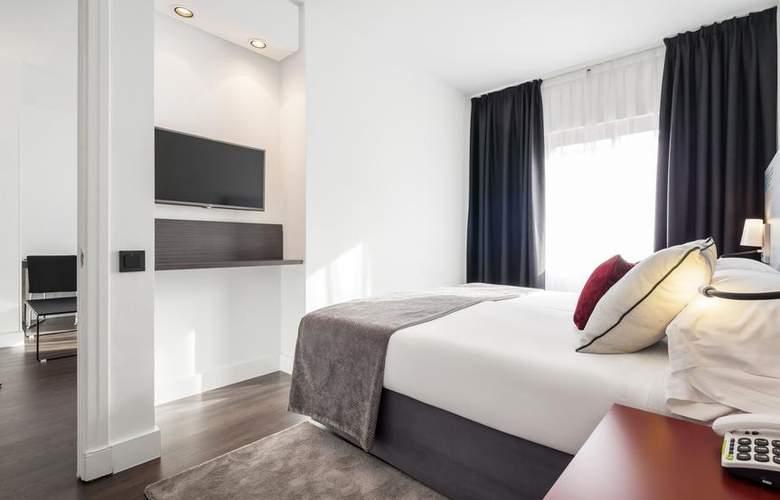 Ilunion Suites Madrid - Room - 9