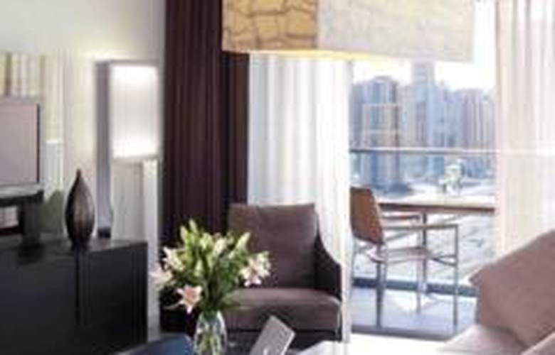 Radisson Blu Residence Dubai Marina - Room - 2
