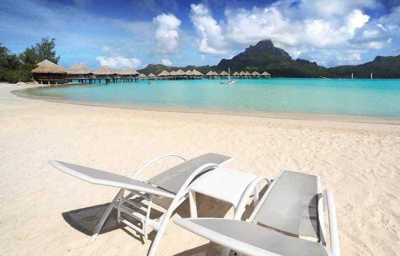 Le Meridien Bora Bora - Beach - 85