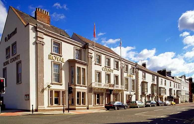 Durham Marriott Hotel Royal County - Hotel - 0