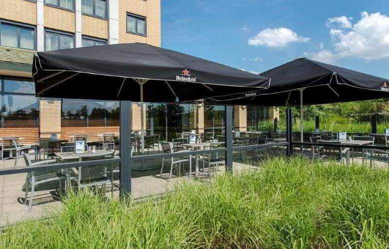 Courtyard By Marriott Amsterdam Airport - Terrace - 24